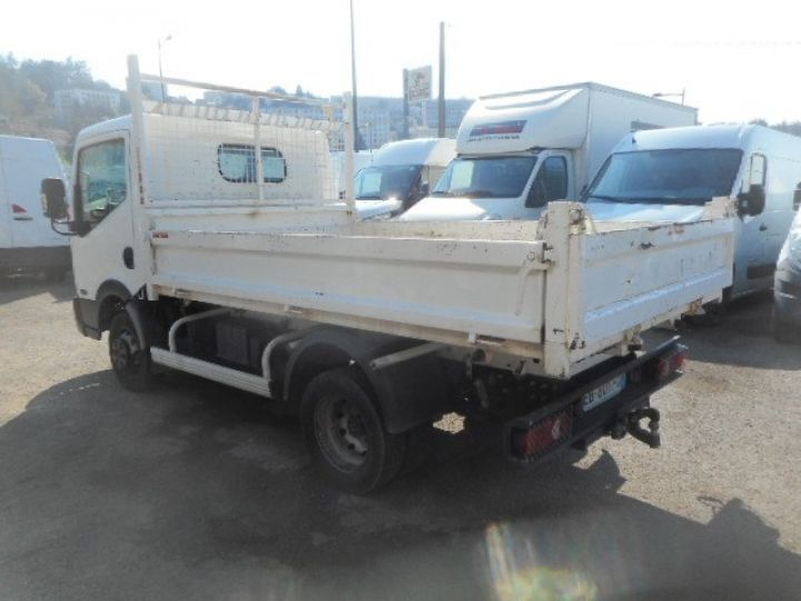 Chassis + carrosserie Nissan Cabstar Benne arrière 35.12 BENNE NT400  Occasion - 3
