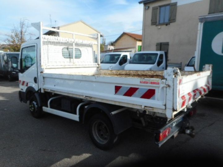 Chassis + carrosserie Nissan Cabstar Benne arrière 35.12 BENNE NT400  Occasion - 4