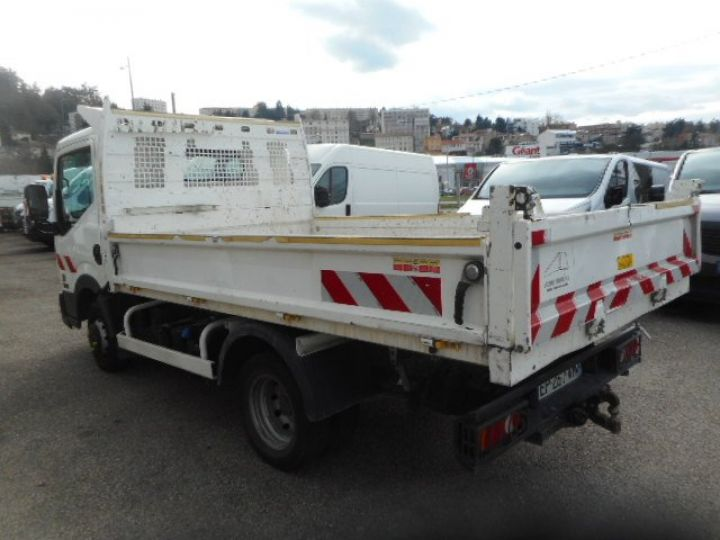 Chassis + carrosserie Nissan Cabstar Benne arrière 35.13 BENNE  - 3
