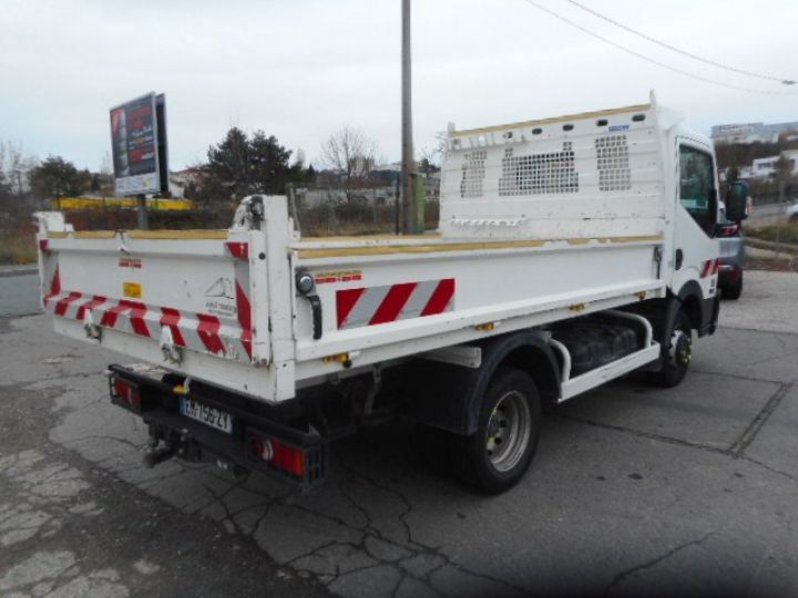 Chassis + carrosserie Nissan Cabstar Benne arrière NT400 35.13 BENNE  Occasion - 4