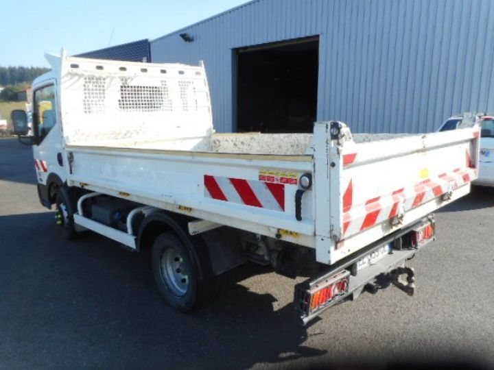 Chassis + carrosserie Nissan Cabstar Benne arrière NT400 35.13 BENNE  Occasion - 3