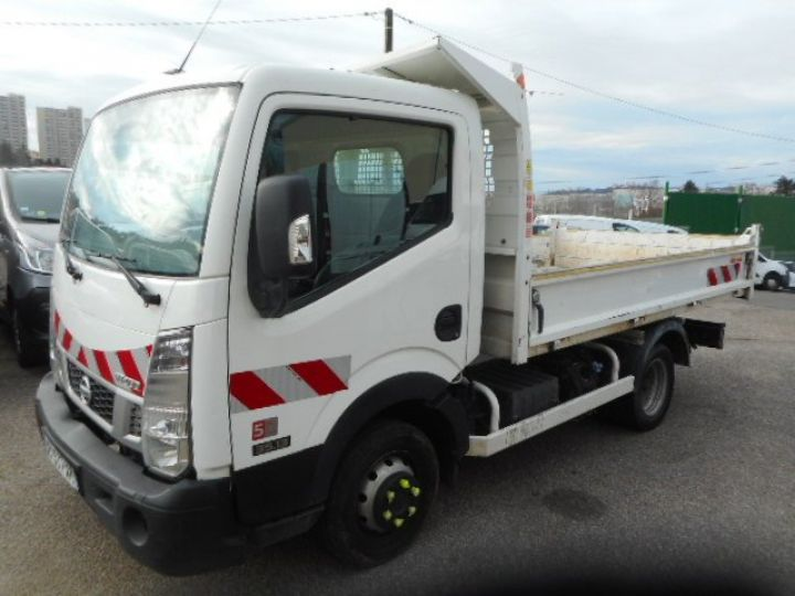 Chassis + carrosserie Nissan Cabstar Benne arrière NT400 35.13 BENNE  Occasion - 1