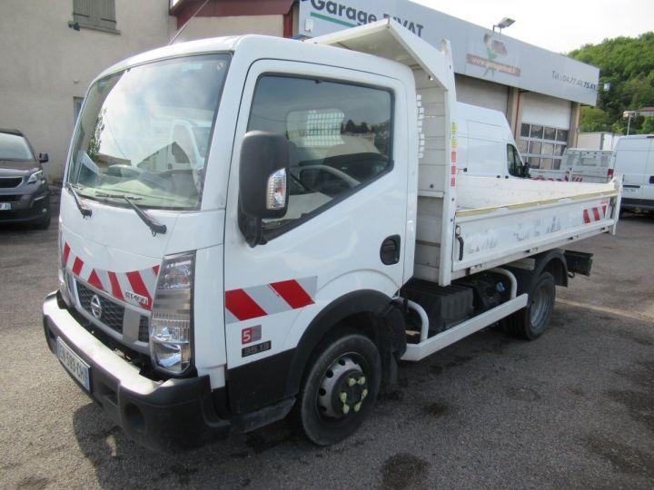 Chassis + carrosserie Nissan Cabstar Benne arrière NT400 35.13 BENNE  - 1