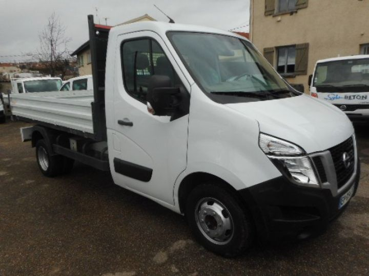Chassis + carrosserie Nissan NV400 Benne arrière BENNE 145  Occasion - 1