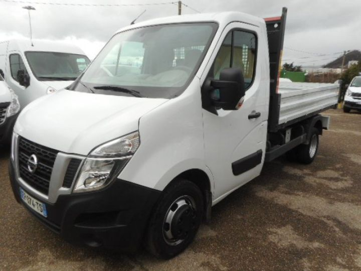 Chassis + carrosserie Nissan NV400 Benne arrière BENNE 145  Occasion - 2
