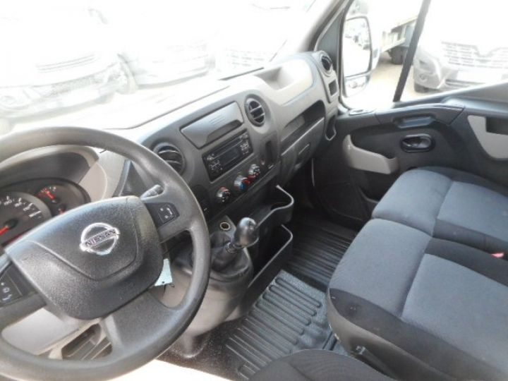 Chassis + carrosserie Nissan NV400 Benne arrière DCI 135 BENNE  - 6