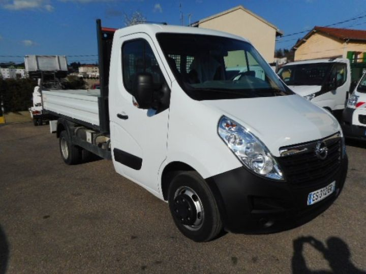 Chassis + carrosserie Opel Movano Benne arrière CDTI 130  Occasion - 1