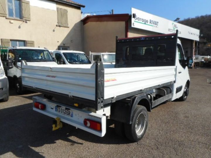 Chassis + carrosserie Opel Movano Benne arrière CDTI 130  Occasion - 2