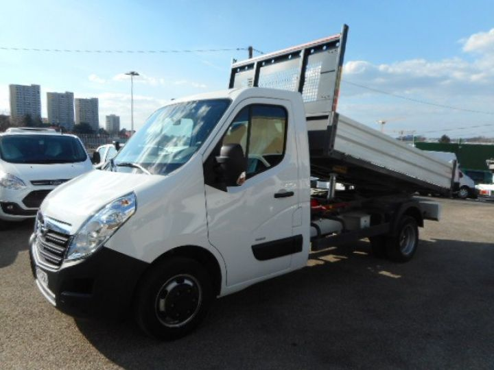 Chassis + carrosserie Opel Movano Benne arrière CDTI 130  Occasion - 3