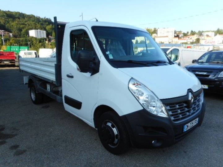Chassis + carrosserie Renault Master Benne arrière BENNE DCI 135  Occasion - 2