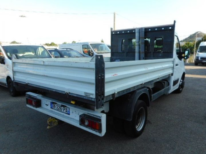 Chassis + carrosserie Renault Master Benne arrière BENNE DCI 135  Occasion - 4