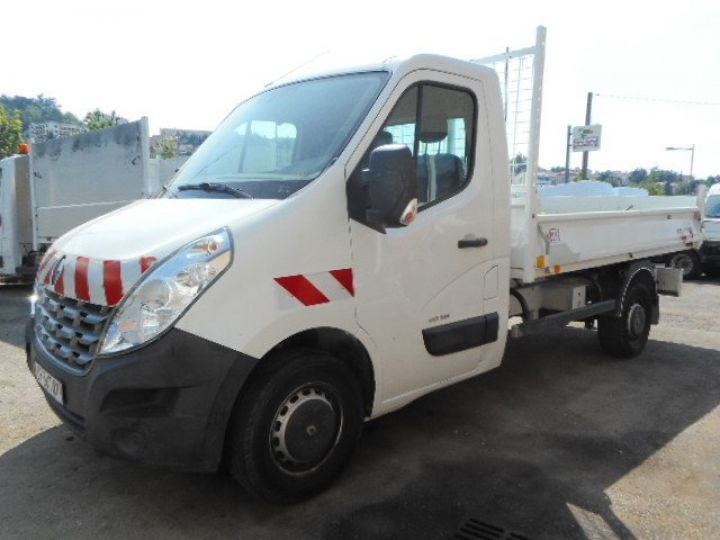Chassis + carrosserie Renault Master Benne arrière DCI 125  Occasion - 2