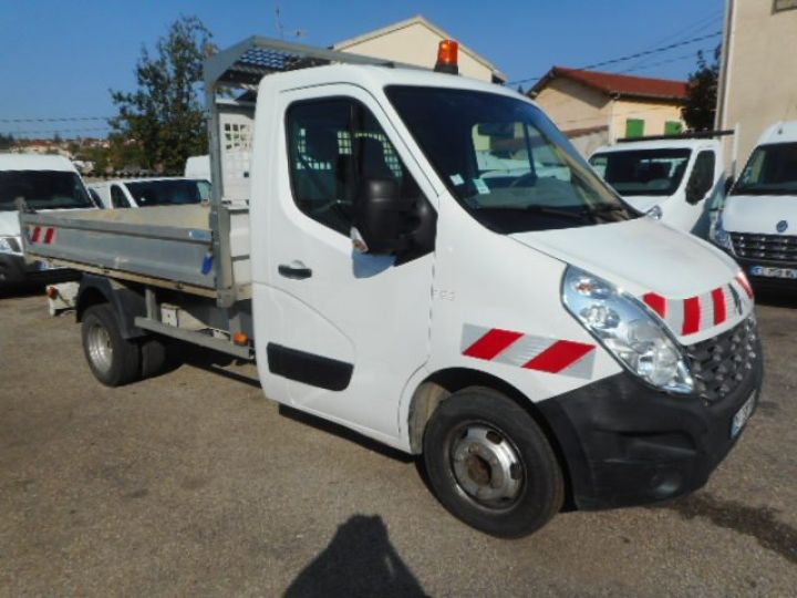 Chassis + carrosserie Renault Master Benne arrière DCI 125 BENNE  Occasion - 2