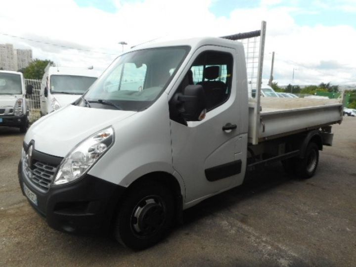 Chassis + carrosserie Renault Master Benne arrière DCI 130 BENNE  - 2
