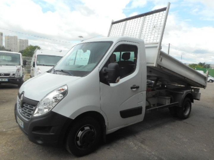 Chassis + carrosserie Renault Master Benne arrière DCI 130 BENNE  Occasion - 5