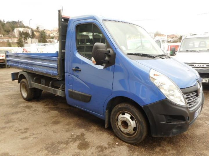 Chassis + carrosserie Renault Master Benne arrière DCI 145  Occasion - 2