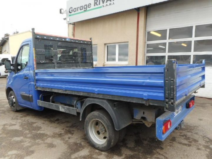 Chassis + carrosserie Renault Master Benne arrière DCI 145  Occasion - 4