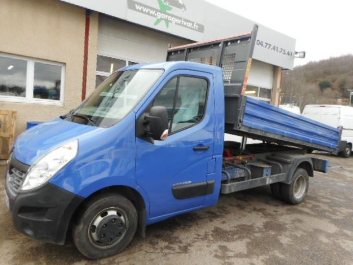 Chassis + carrosserie Renault Master Benne arrière DCI 145  Occasion - 6