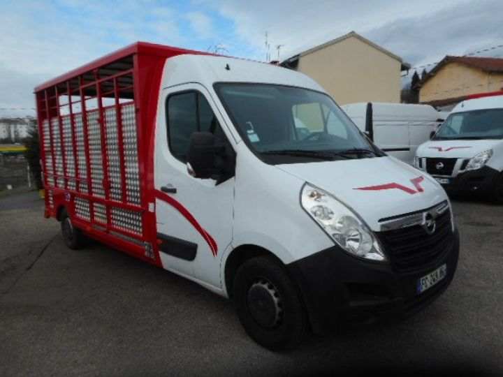 Chassis + carrosserie Opel Movano Betaillère BETAILLERE CDTI 170  - 1