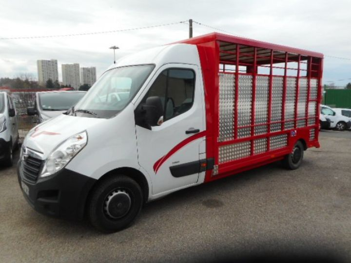 Chassis + carrosserie Opel Movano Betaillère BETAILLERE CDTI 170  - 2