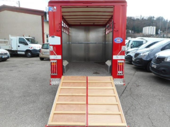 Chassis + carrosserie Opel Movano Betaillère BETAILLERE CDTI 170  - 5