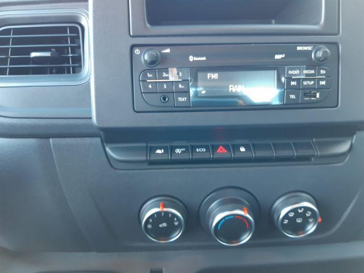 Chassis + carrosserie Opel Movano Bibenne / Tribenne C3500 RJ L3H1 145CV BLANC - 14