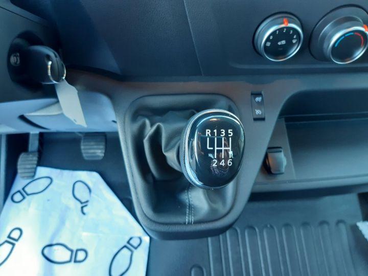 Chassis + carrosserie Opel Movano Bibenne / Tribenne C3500 RJ L3H1 145CV BLANC - 15