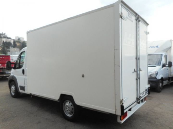 Chassis + carrosserie Fiat Ducato Caisse Fourgon hdi 130  Occasion - 3