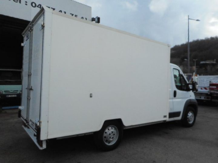 Chassis + carrosserie Fiat Ducato Caisse Fourgon hdi 130  Occasion - 4