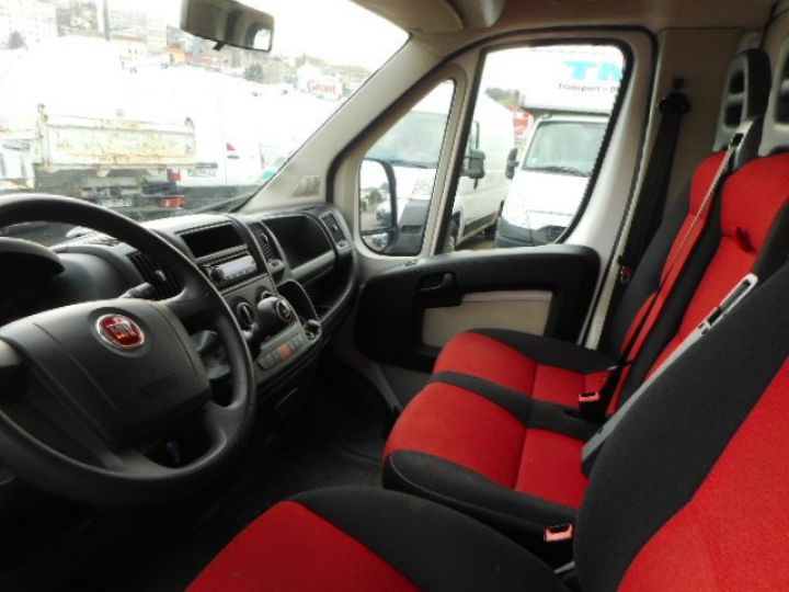 Chassis + carrosserie Fiat Ducato Caisse Fourgon hdi 130  Occasion - 5