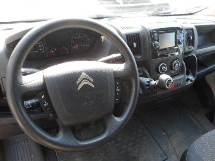 Chassis + carrosserie Citroen Jumper Caisse fourgon + Hayon élévateur hdi 150  Occasion - 6
