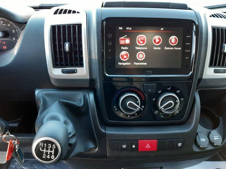 Chassis + carrosserie Fiat Ducato Caisse fourgon + Hayon élévateur 3.5 Maxi L 2.3 Multijet 160CH PRO LOUNGE BLANC - 11