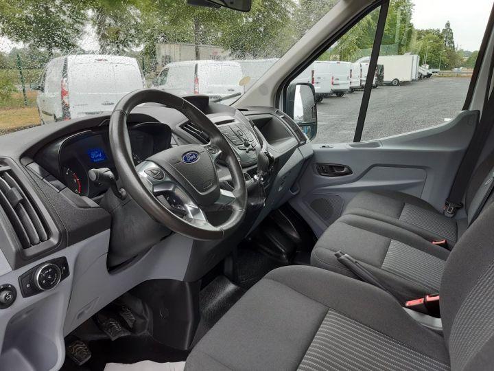 Chassis + carrosserie Ford Transit Caisse fourgon + Hayon élévateur TREND 130CV BLANC - 6