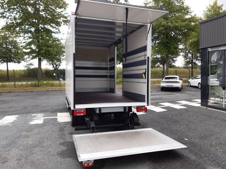Chassis + carrosserie Iveco Daily Caisse fourgon + Hayon élévateur TOR 35C16H 3.0L 160CV BLANC - 5