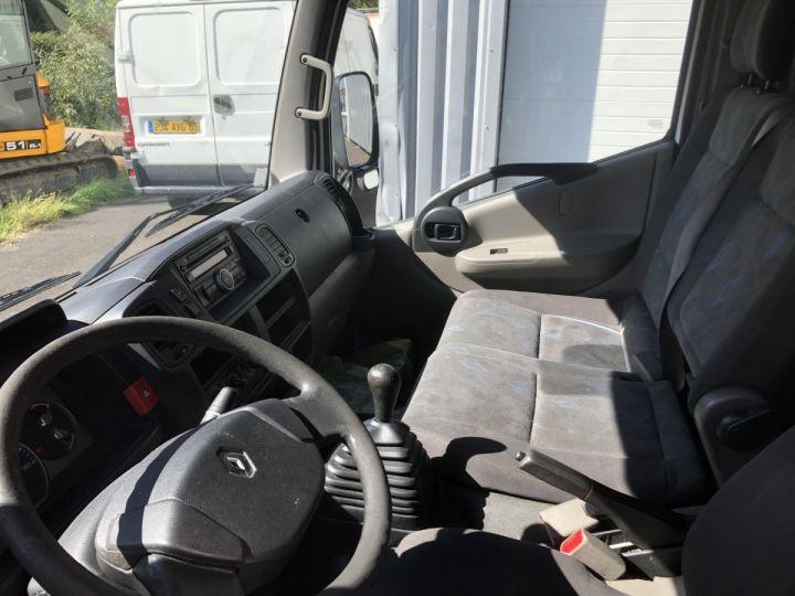 Chassis + carrosserie Renault Maxity Caisse fourgon + Hayon élévateur 140 DXI CAISSE + HAYON  Occasion - 6