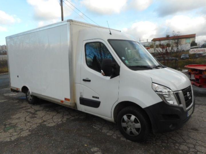 Chassis + carrosserie Nissan NV400 Caisse Fourgon CAISSE BASSE DCI 150  - 1