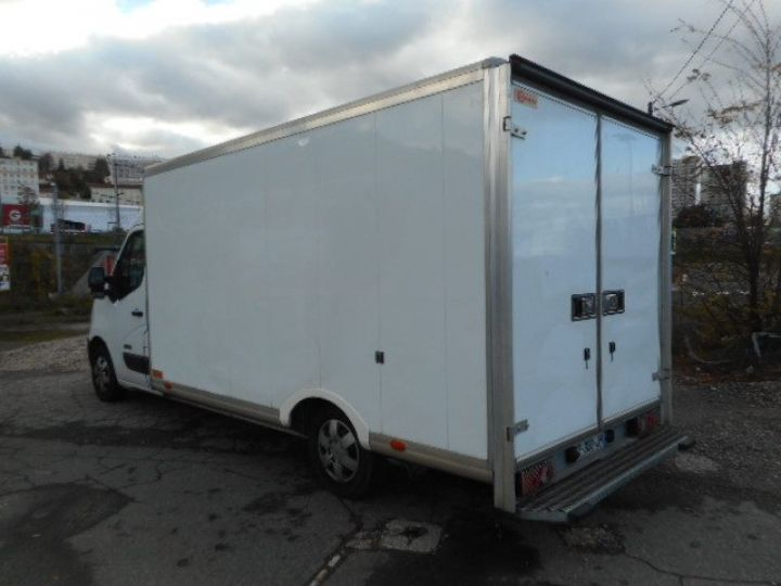 Chassis + carrosserie Nissan NV400 Caisse Fourgon CAISSE BASSE DCI 150  - 2