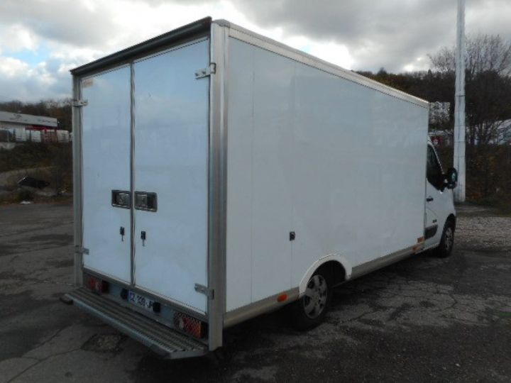 Chassis + carrosserie Nissan NV400 Caisse Fourgon CAISSE BASSE DCI 150  - 3