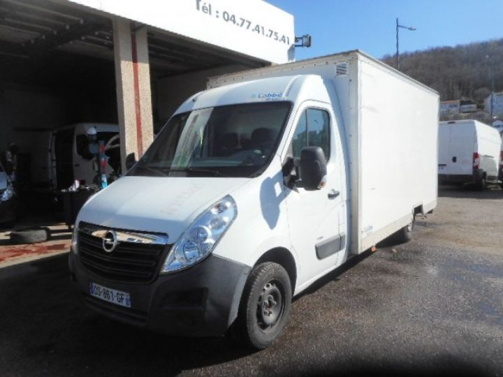 Chassis + carrosserie Opel Movano Caisse Fourgon CAISSE BASSE CDTI 125  - 1