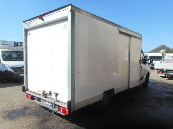 Chassis + carrosserie Opel Movano Caisse Fourgon CAISSE BASSE CDTI 125  - 3