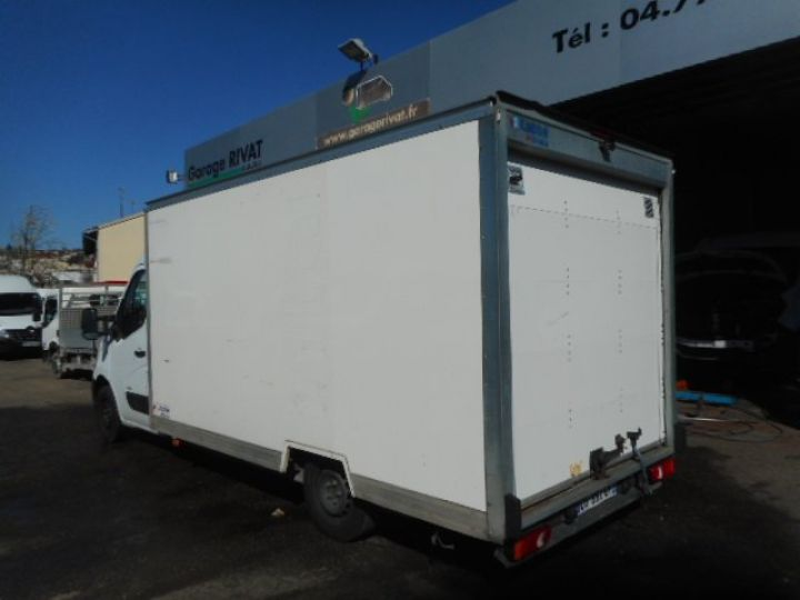 Chassis + carrosserie Opel Movano Caisse Fourgon CAISSE BASSE CDTI 125  - 4