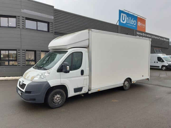 Chassis + carrosserie Peugeot Boxer Caisse Fourgon PLANCHER CABINE 335 L3 HDI150CV BLANC - 1
