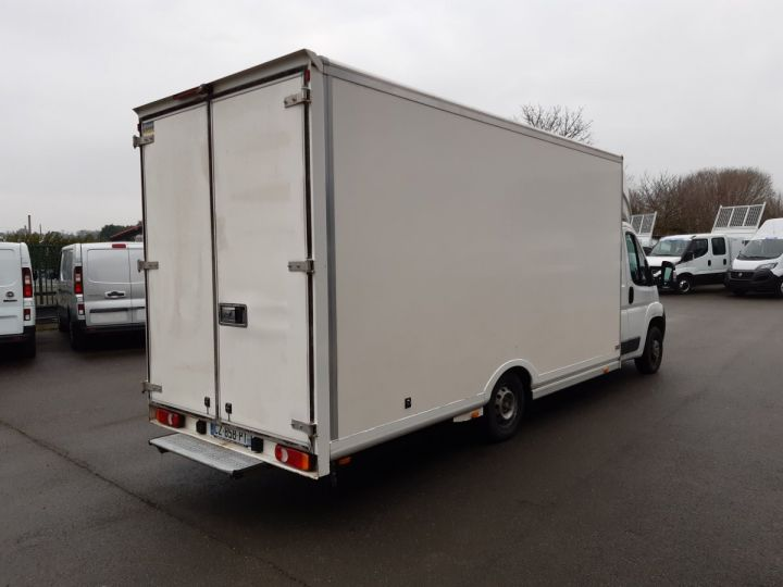 Chassis + carrosserie Peugeot Boxer Caisse Fourgon PLANCHER CABINE 335 L3 HDI150CV BLANC - 3