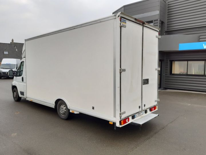 Chassis + carrosserie Peugeot Boxer Caisse Fourgon PLANCHER CABINE 335 L3 HDI150CV BLANC - 4
