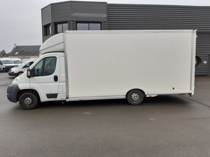 Chassis + carrosserie Peugeot Boxer Caisse Fourgon PLANCHER CABINE 335 L3 HDI150CV BLANC - 9