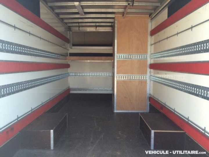 Chassis + carrosserie Renault Master Caisse Fourgon 3t5  - 4