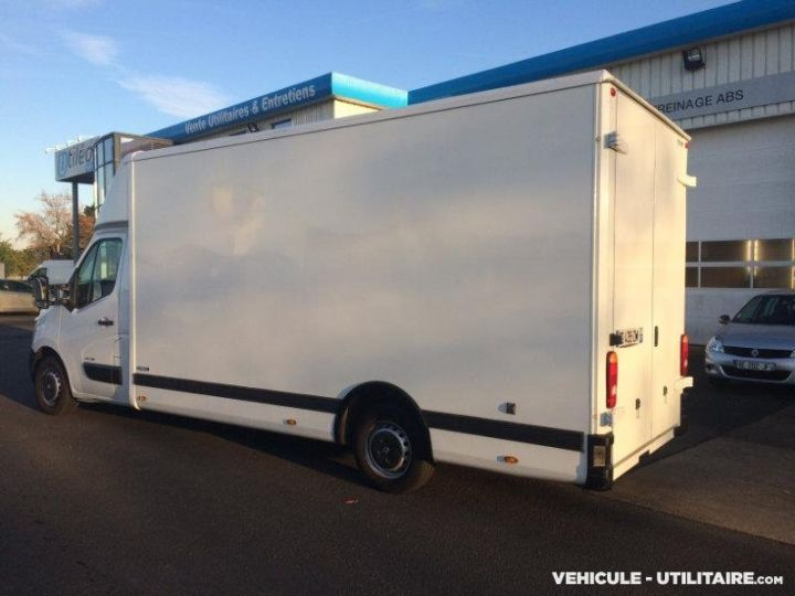 Chassis + carrosserie Renault Master Caisse Fourgon l3  - 2
