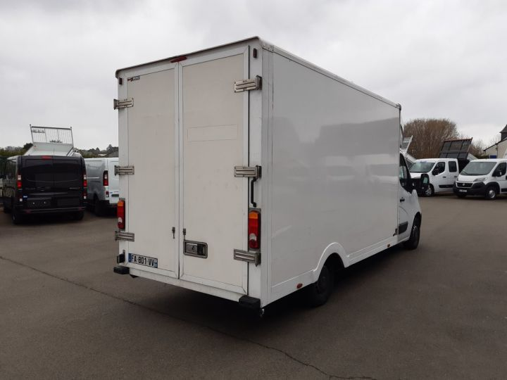 Chassis + carrosserie Renault Master Caisse Fourgon PLANCHER CABINE 2.3 DCI 125CH GRAND CONFORT BLANC - 3