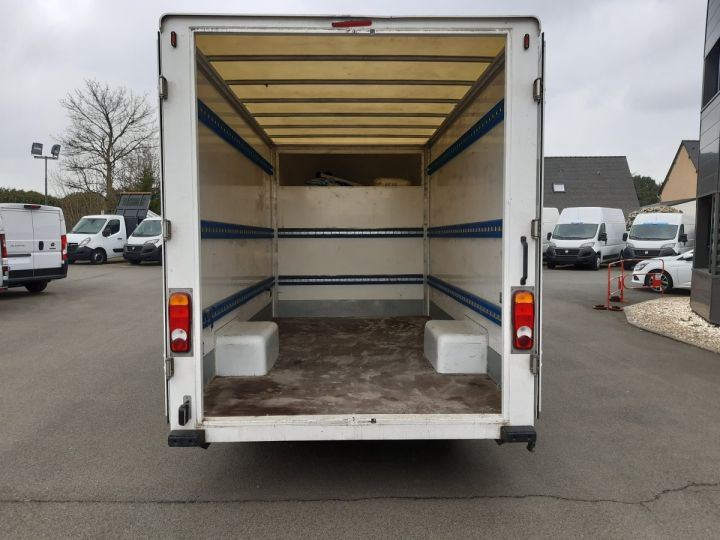 Chassis + carrosserie Renault Master Caisse Fourgon PLANCHER CABINE 2.3 DCI 125CH GRAND CONFORT BLANC - 5