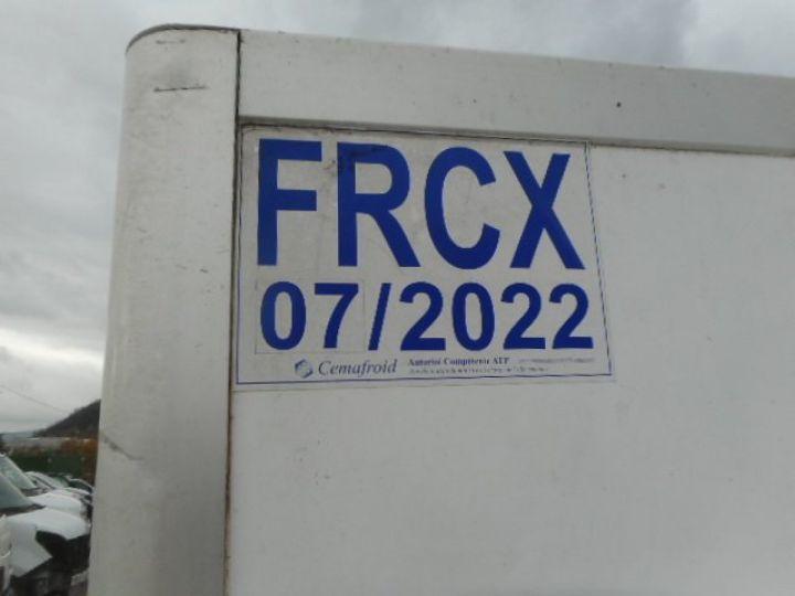 Chassis + carrosserie Fiat Doblo Caisse frigorifique 1.6 MTJ 105 CAISSE FRIGORIFIQUE  Occasion - 5